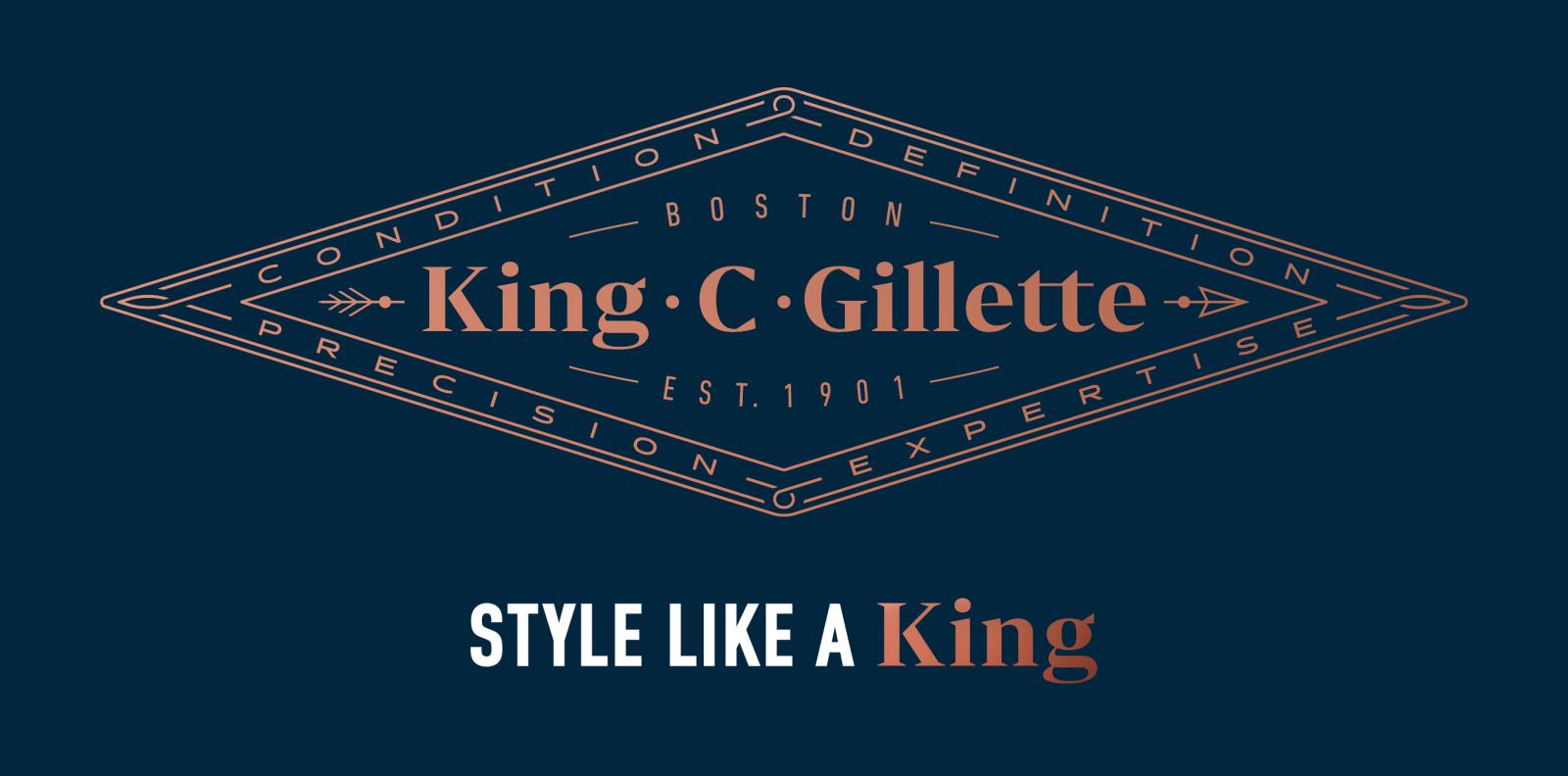 Linea King C. Gillette